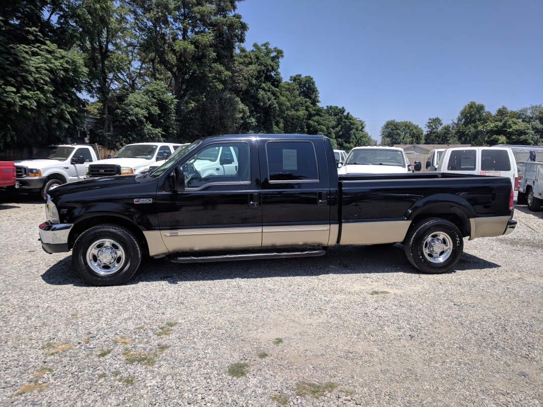 2000 Ford F250 Crew Cab V10 Sas Motors Super Duty