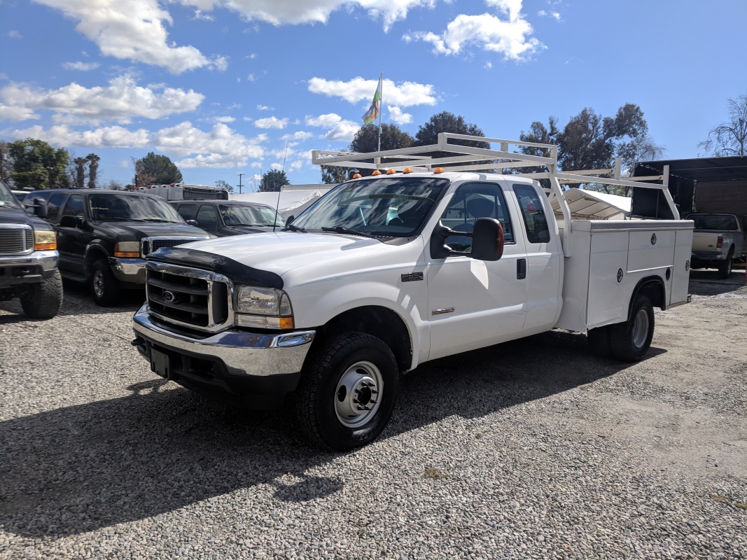 03 ford f350 dually